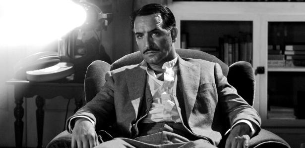 "O ator Jean Dujardin em cena do filme ""The Artist"", do cineasta Michel Hazanavicius"