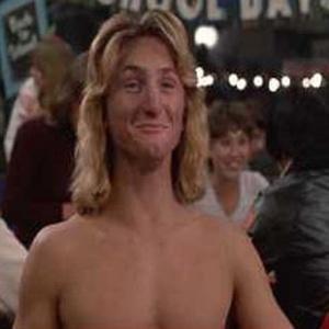"""Sean Penn em cena de """"Picardias Estudantis"""""""