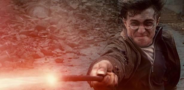"""Cena de """"Harry Potter e as Relíquias da Morte - Parte 2"""" - Divulgação"""