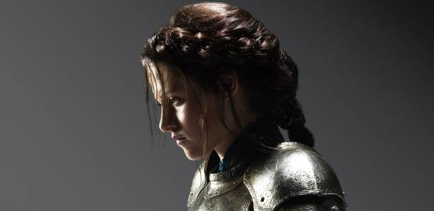 """Kristen Stewart em """"Snow White and the Huntsman"""" (2012)"""