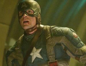 """Cena do filme """"Capitão América: O Primeiro Vingador"""""""