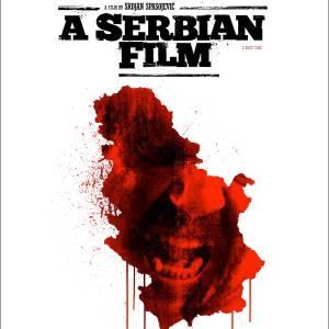 """Pôster internacional do filme """"A Serbian Film"""""""