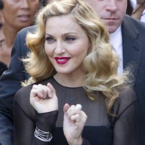 """Madonna sobre direção de filmes: """"Assisti de perto ao que Sean e Guy faziam"""""""