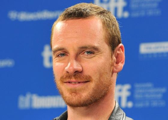 """O ator Michael Fassbender participa de coletiva de imprensa sobre o filme """"Shame"""" no Festival de Toronto (12/9/11)"""