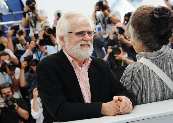 """O produtor de """"Laranja Mecânica"""", Jan Harlan, durante o 64º Festival de Cinema de Cannes, na França (20/05/2011) - Getty Images"""
