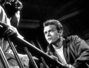 """Cena de """"Juventude Transviada"""", de Nicholas Ray"""