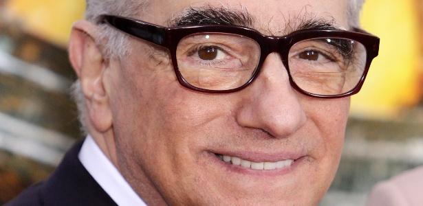 """Martin Scorsese na pré-estreia de """"A Invenção de Hugo Cabret"""", em Nova York (21/11/11)"""