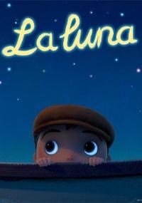 "Pôster do curta-metragem ""La Luna"" produzido pela Pixar"