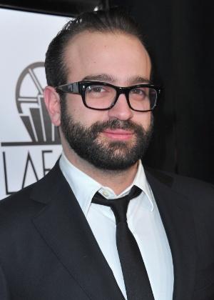 O cineasta Antonio Campos em evento em Los Angeles (13/1/12)