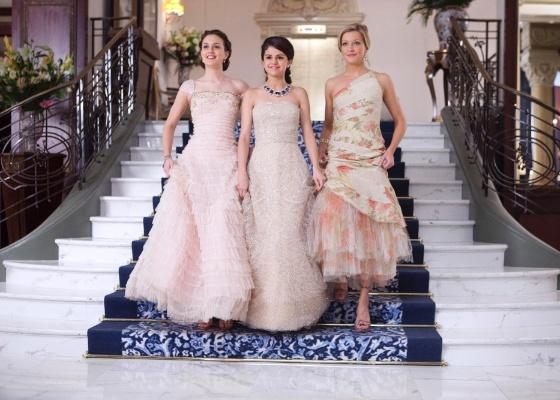 """Leighton Meester, Selena Gomez e Katie Cassidy em cena do filme """"Monte Carlo"""""""