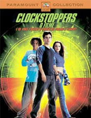 Clockstoppers, o Filme