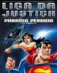 Liga da Justiça - Paraíso Perdido