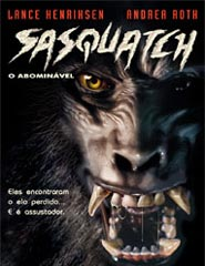 Sasquatch - O Abominável