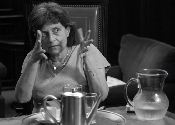 Chantal Akerman, de Cá