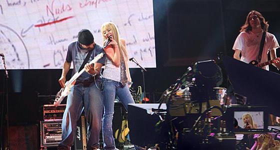Hannah Montana e Miley Cirus - O show do Melhor dos Dois