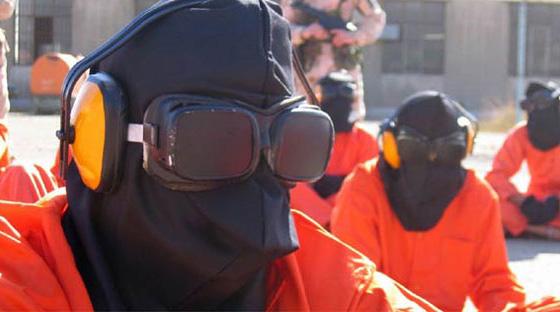 O Caminho para Guantánamo